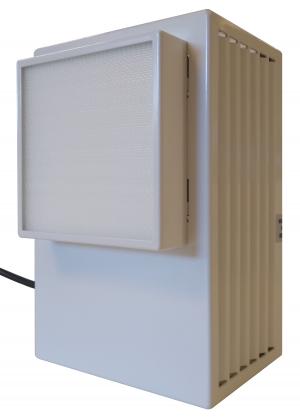 AirManager Luftrenser Log5-100: Højre side - Produktbillede Safevent
