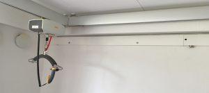 Vægpanel til vandtågeanlæg - Tønder plejehjem